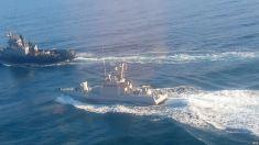 Marinarii ucraineni reţinuţi în Marea Neagră vor fi apăraţi de avocaţi de la Moscova