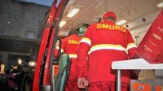 Un echipaj SMURD a adus acasă victimele accidentului din România