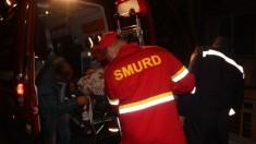 SMURD a transportat un pacient de la Orhei la București