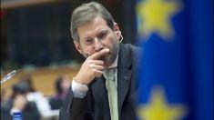 """Johannes Hahn despre R.Moldova: """"Uneori, am impresia că oamenii pretind să fie pro-europeni, pro-Occident, dar, când vine vorba de fapte, nu văd cum aplică ei valorile europene"""" (Revista presei)"""
