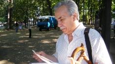 Poetul Dumitru Matcovschi, propus pe Aleea Clasicilor din Chișinău de Agenția de Inspectare și Restaurare a Monumentelor