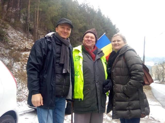 Maluri de Prut | Violeta Gorgos, despre drumul tatei, Ion Mărgineanu, spre Capitala Unirii: Cred că mama ne veghează de sus (FOTO)