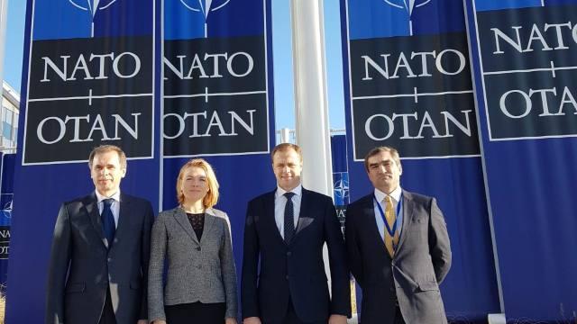 Planul Individual de Acţiuni al Parteneriatului R.Moldova-NATO, discutat la Bruxelles