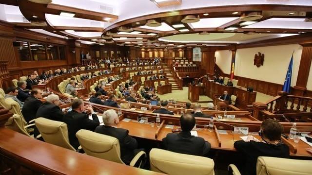 Deputații PSRM boicotează ședința Parlamentului