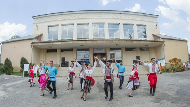 Casa de cultură din satul Carmanova, din stânga Nistrului, renovată cu sprijinul financiar al UE