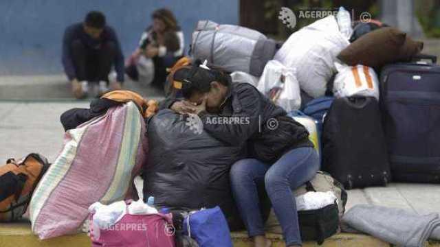 Potrivit statisticilor ONU, trei milioane de venezueleni au plecat din ţară începând cu 2015