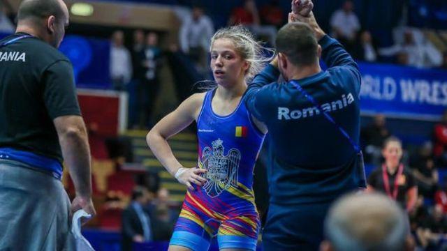 Andreea Ana, medaliată cu bronz la Campionatele Mondiale U23 de la Bucureşti
