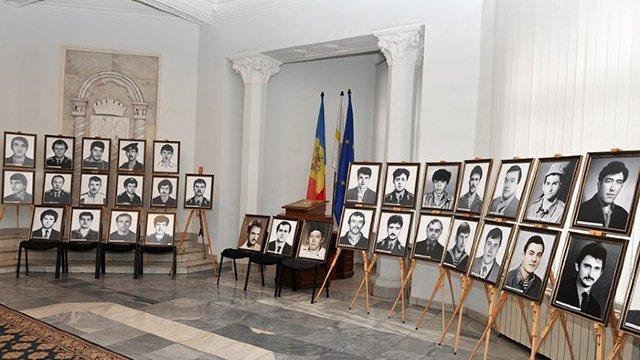Galerie de portrete ale combatanților căzuți în conflictul armat de pe Nistru
