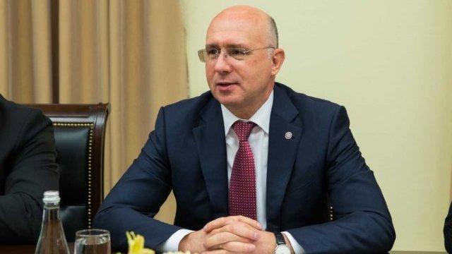 Pavel Filip și-a demis consilierii pe domeniile economiei și reintegrării