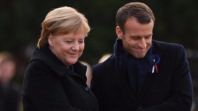 Emmanuel Macron va rosti un discurs în Bundestag despre relansarea Europei
