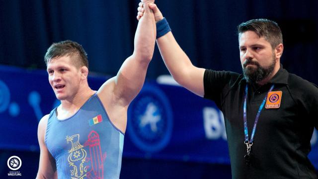 VIDEO   Daniel Cataraga - dublu campion mondial printre tineret