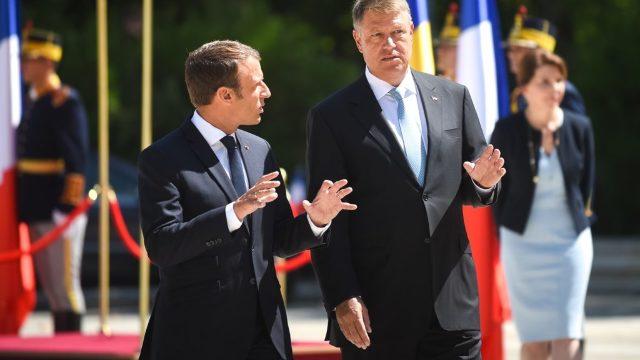 Preşedintele Klaus Iohannis participă, sâmbătă şi duminică, la Paris, la evenimente dedicate Centenarului Armistiţiului