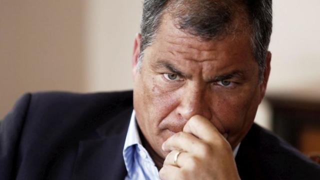Un fost preşedinte, căutat de justiţia din Ecuador, a depus cerere de azil în Belgia