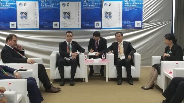 Piața chineză se deschide pentru mărfurile românești