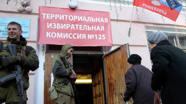 Separatiștii proruși din estul Ucrainei vor organiza duminică alegeri, în pofida avertismentelor Kievului și Occidentului