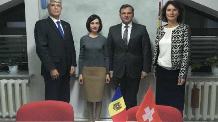 Guillaume Scheurer | Elveția reiterează importanța valorilor democratice, inclusiv supremația legii în R.Moldova
