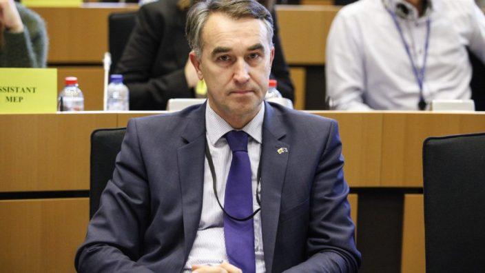 Petras Austrevicius | Viitorul Moldovei este în Europa, chiar în Uniunea Europeană