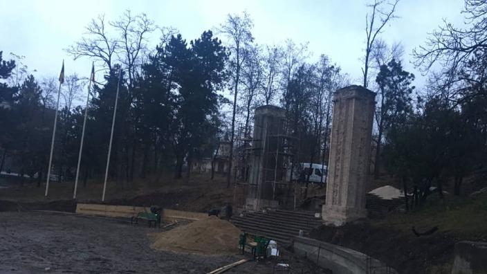 BASARABIA 100 | Cimitirul eroilor din Chișinău