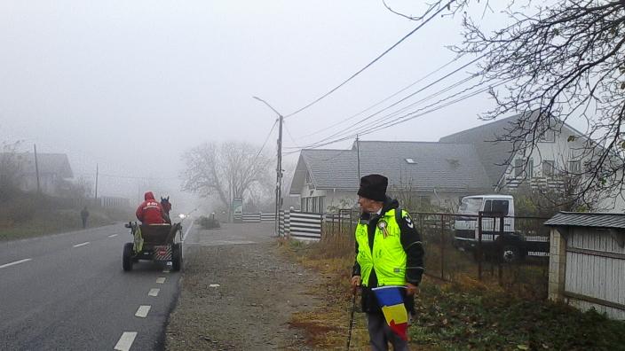 Maluri de Prut | Ion Mărgineanu pregătit pentru zilele grele care urmează: Să știe munții că sunt pregătit!