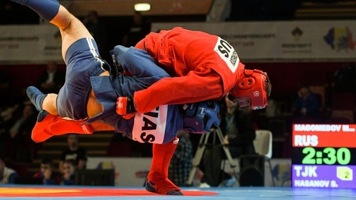 Luptătorii din R.Moldova au cucerit patru medalii la Campionatul Mondial de Sambo