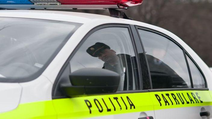 IGP | Numărul poliţiştilor angajați la dirijarea traficului rutier în capitală a fost dublat