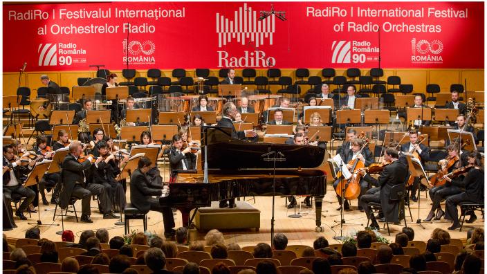 "FOTO | Festivalul Internațional al Orchestrelor Radio - ""RadiRo"