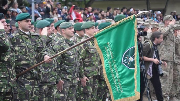 Ziua Vânătorilor de Munte | Trupe de elită ale Armatei Române, felicitate de ministrul Apărării de la București