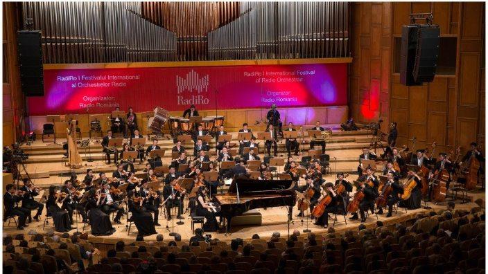 Orchestra filarmonică BBC, prezentă la Festivalul Internaţional al Orchestrelor Radio – RadiRo