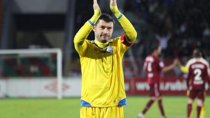 VIDEO   Alexandru Gațcan şi-a anunțat retragerea de la echipa națională