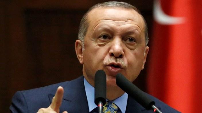 Erdogan avertizează că Turcia va lansa o nouă operaţiune împotriva miliţiei kurde din Siria