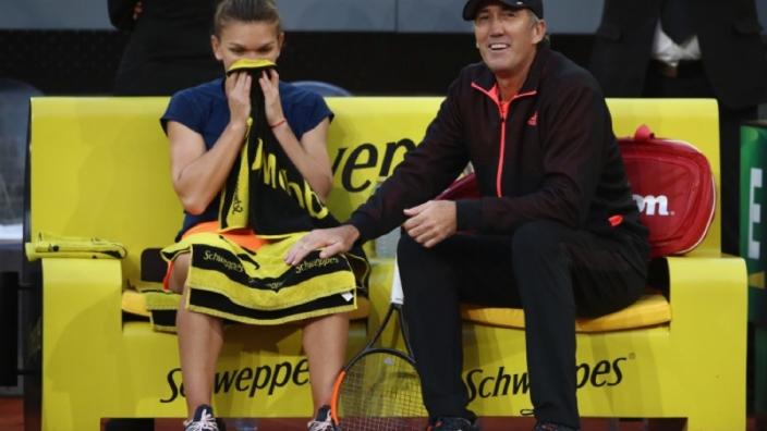 TENIS   Simona Halep se desparte de antrenorul său Darren Cahill: Am fost norocoasă să te am alături de mine