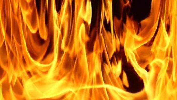 Un al doilea incendiu a izbucnit în Ploieşti, România