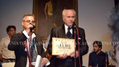 Maestrul Eugen Doga premiat la București