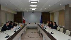 Cooperare R.Moldova-Georgia-Ucraina privind reintegrarea teritoriilor care nu sunt sub controlul acestor state