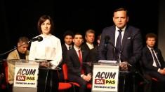 Maia Sandu și Andrei Năstase susțin că ar fi fost otrăviți cu mercur de către guvernare. Reacția Partidului Democrat