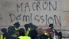 Guvernul francez va discuta miercuri despre un proiect de legi prin care dorește să pună capăt protestelor