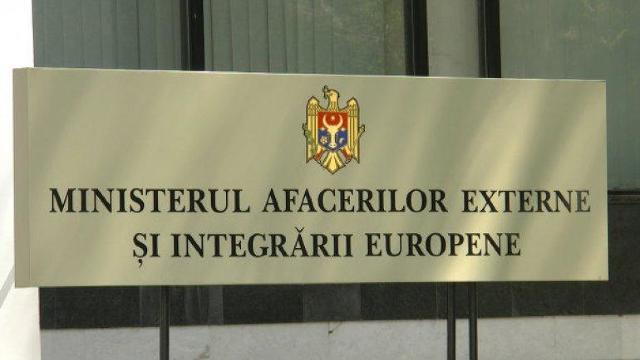 MAEIE l-a convocat pe Ambasadorul Rusiei la Chișinău și i-a transmis o notă de protest