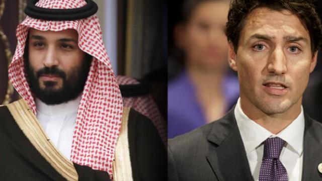 Canada încearcă să anuleze un important contract de vânzare de arme către Arabia Saudită