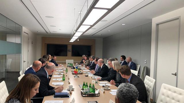 Consiliul moldo-american de afaceri a fost lansat la Washington