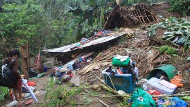 Ciclon tropical în Filipine, cu inundații și alunecări de teren, soldat cu cel puțin 22 de morți