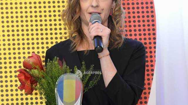 Ana Maria Popescu, laureata României la scrimă, așteaptă JO din Tokyo