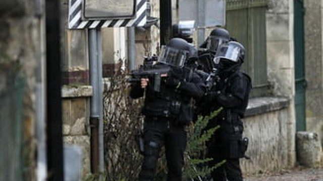 Amplă operațiune desfășurată în estul Franței pentru capturarea autorului atacului de la Strasbourg