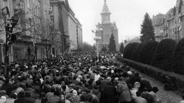 Timişoara, 29 de ani de la Revoluţia din decembrie 1989