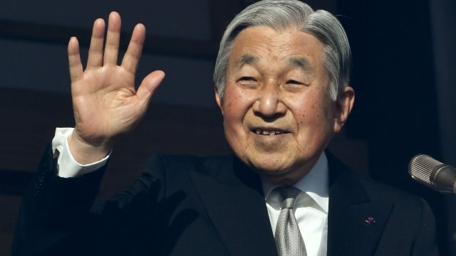 Împăratul Japoniei, Akihito, a transmis ultimul său mesaj înainte de a abdica