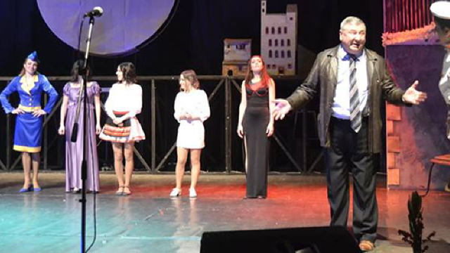 Teatrul Nottara din București va prezenta un spectacol de Marin Sorescu la Ginta Latină