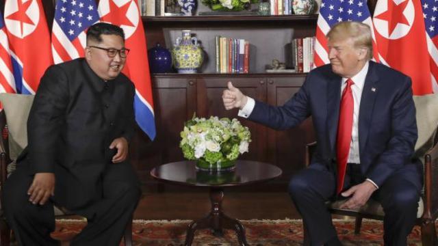Coreea de Nord avertizează că sancţiunile americane ar putea bloca calea spre denuclearizare 'pentru totdeauna'