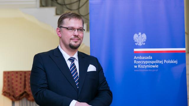 """Ambasadorul Poloniei, despre creditul de 100 de milioane de euro oferit R.Moldova: """"Banii sunt la Varșovia și așteaptă, numai că decizia trebuie să fie luată la Chișinău"""""""