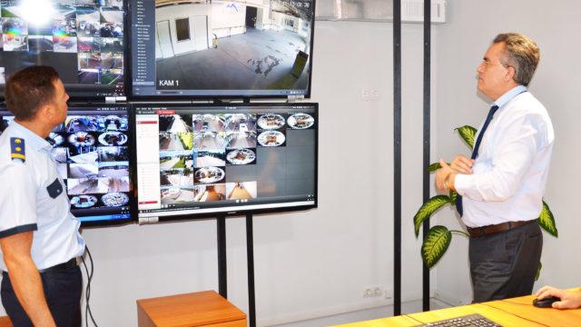 Puncte noi de monitorizare a traficului rutier în capitală