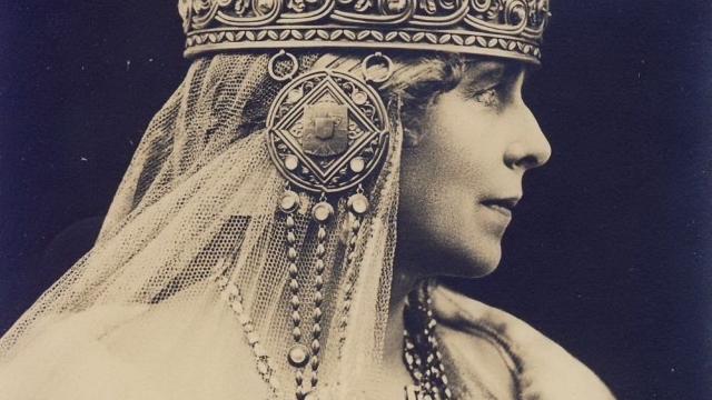 Regina Maria, suverana cea mai iubită de Armata Română