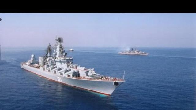 Armata rusă supraveghează un distrugător american care s-ar fi apropiat de o bază a Rusiei în Marea Japoniei